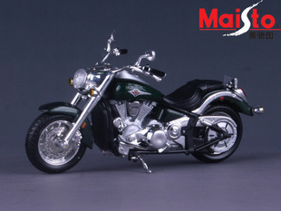 Alloy KAWASAKI kawasaki vulcan motorcycle model toy