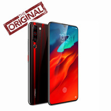 "Global Rom Lenovo Z6 Pro 6 Gb 128 Gb Snapdragon 855 Octa Core 6.39 ""1080 P Display Vingerafdruk Smartphone achter 48MP Quad Camera 'S(China)"