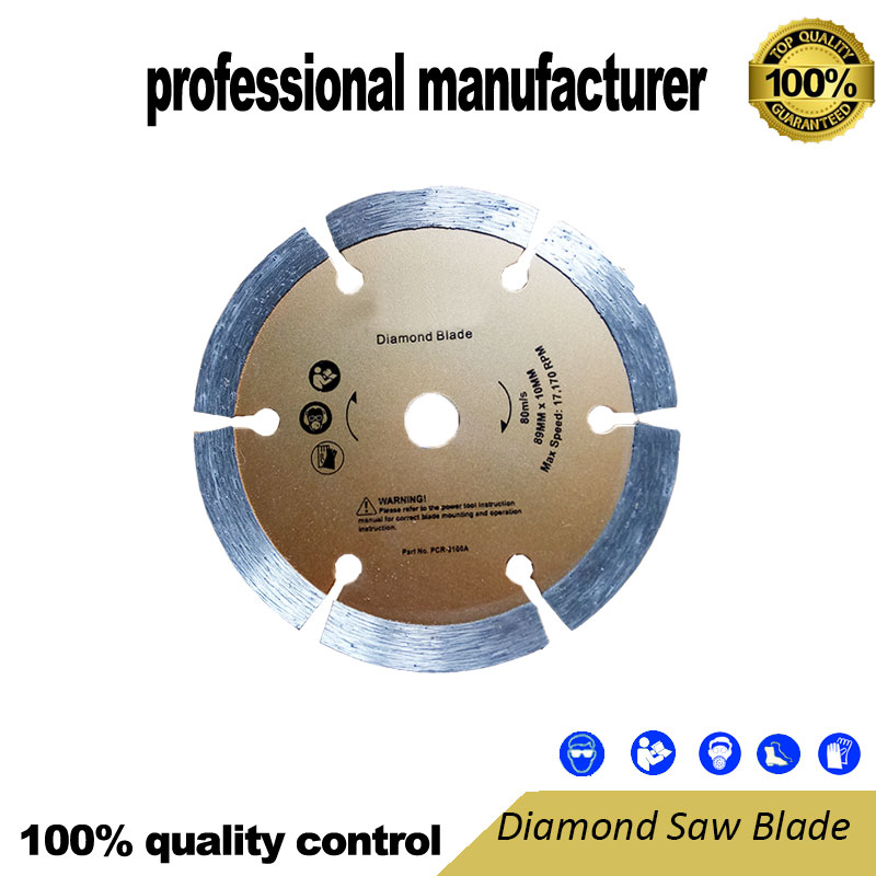 Diamond Saw Blade For Worx Tools For Grinding Wheel Slotted Piece Marble Stone Cutting Piece Dali Concrete Tile Granite