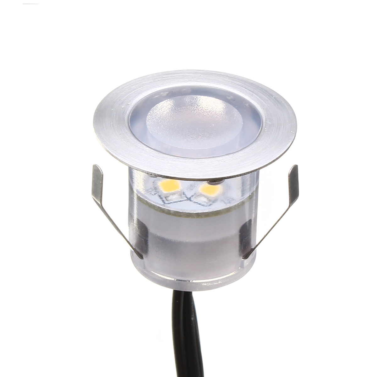 Mini Spot Light RGB Led Recessed Downlight Inground Floor Stair Step Light Spotlight Bathroom Kitchen Staircase Lighting Fixture
