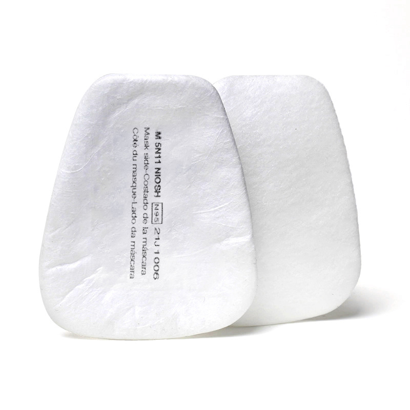 10pcs/Pack=5 Pairs Particulate <font><b>Filter</b></font> Cotton N95 Efficient 5N11 <font><b>Filter</b></font> Cottons Anti-dust <font><b>For</b></font> Gas Mask <font><b>5000</b></font>,<font><b>6000</b></font>,<font><b>7000</b></font> Series