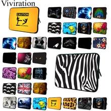 """7 """"8"""" Tablet 10,1 Shell portátil de bolsas de funda de cuaderno de Nylon maletín para Macbook Chuwi Xiaomi Google LapBook 15,6 15 14 13 17 """"bolso de"""