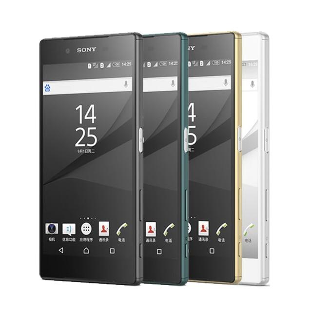 Original Sony Xperia Z5 E6653 Unlocked RAM 3GB ROM 32GB GSM WCDMA 4G LTE Android Octa Core 5.2 Inch 23.0MP Camera 5