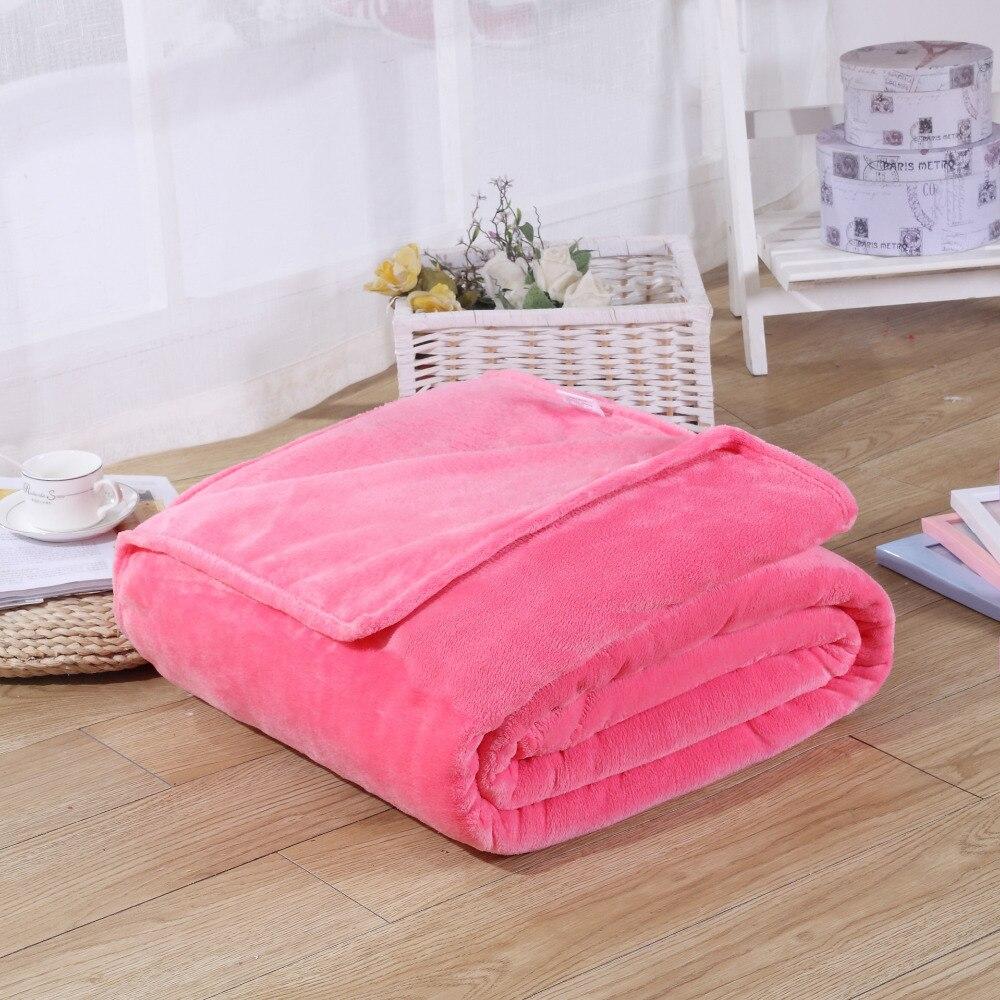 Soft Super Quality Baby Sleeping Blanket Wedding Winter Fleece Warm  Bedspread Bedding Sheet On The Bed