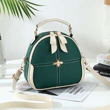 Luxury Handbags Women Bags Designer Ladies' Pu Leather Shoulder Bag for Women 2019 new Fashion Bee Decoration Famous Brands Tote banniniu 2017 women smile bag casual rivet tote bag luxury brands designer handbags high quality pu leather ladies shoulder bags