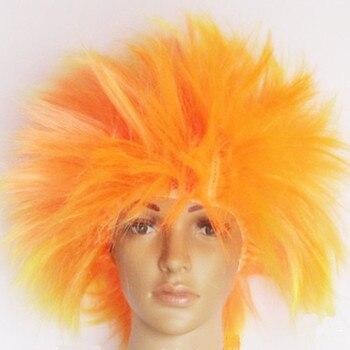 Big hair Explosive frisur haar set Cosplay Peluca Peruca Perruque headwear Karneval Purim Nachtclub Rave party Kostüme kleid