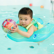 Inflatable circle baby neck swim floats swimming pool for babies kids infants ring Eco-friendly accessories
