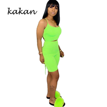 Kakan best women's jumpsuit two-piece summer sexy classic solid color jumpsuit nightclub club party jumpsuit suit summer new best women s sexy jumpsuit two piece set backless wrapped chest hollow jumpsuit suit club party nightclub jumpsuit
