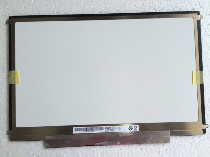 13.3 LCD Display LED Screen LP133WX3 N133IGE-L41 LTN133AT09 B133EW04 V.2 V.3 B133EW07 V.0 V.1 N133I6 for Macbook A1342 A1278