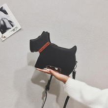 Personality Creative Dog Shaped Shoulder Bags Women Hand
