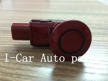 Sensores de aparcamiento 39680-shj-a61 para honda crv, rojo, plata, envío gratis Auto Sensores, Sensor ultrasónico, Sensor del coche
