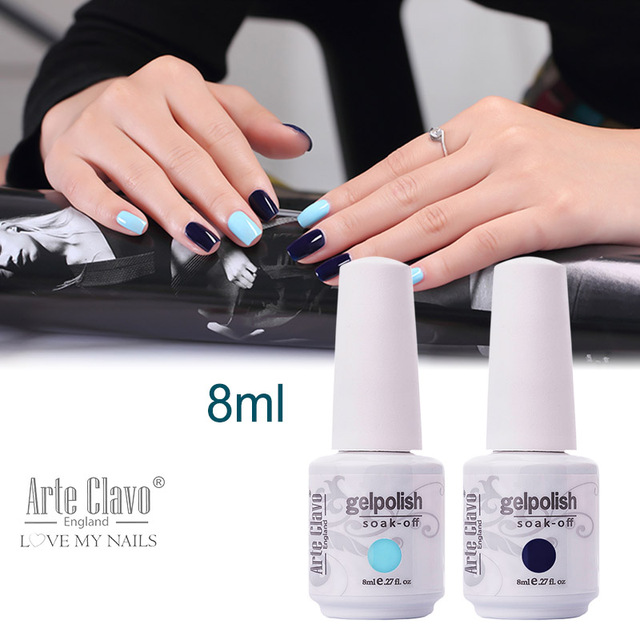 Excellent 220 Uv Gel Colors Arte Clavo Any One Color Professional