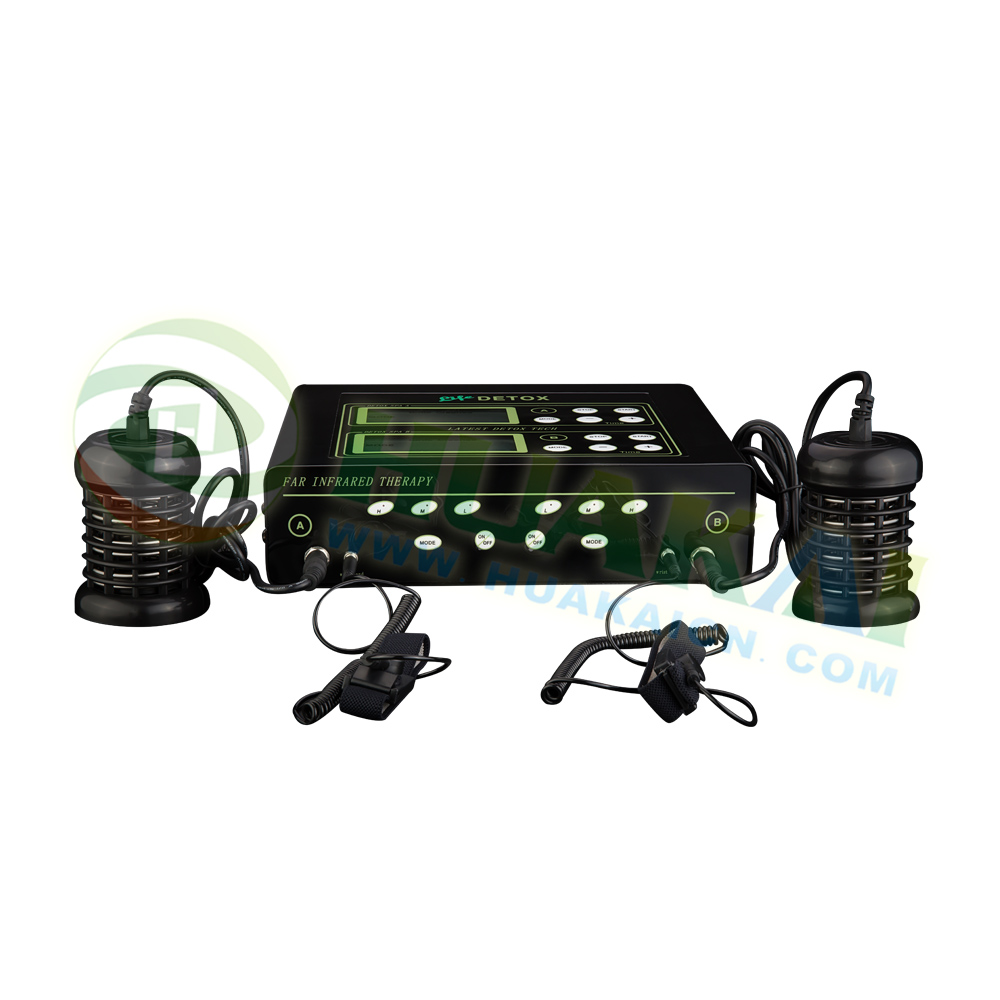 New Home Digital LCD Display Detox Ion Ionic Aqua Foot Bath Spa machine new aqua chi pro detox foot spa bio energy machine