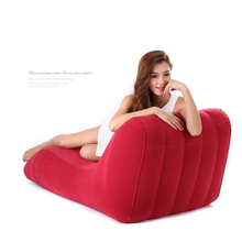 DHL Free Shipping 155*89*65cm Sex Sofa Chair Cusion Sex Positions G-Spot Erotic Sex Toys S-type inflatable Sex Sofa Chair
