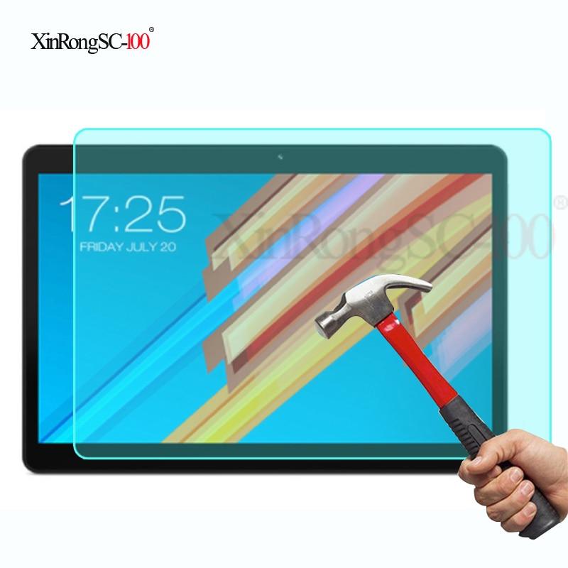 Закаленное стекло 9H, Защитная пленка для экрана планшета 10,1 дюйма CARBAYTA K99 10,1 дюйма, Защитная пленка для экрана