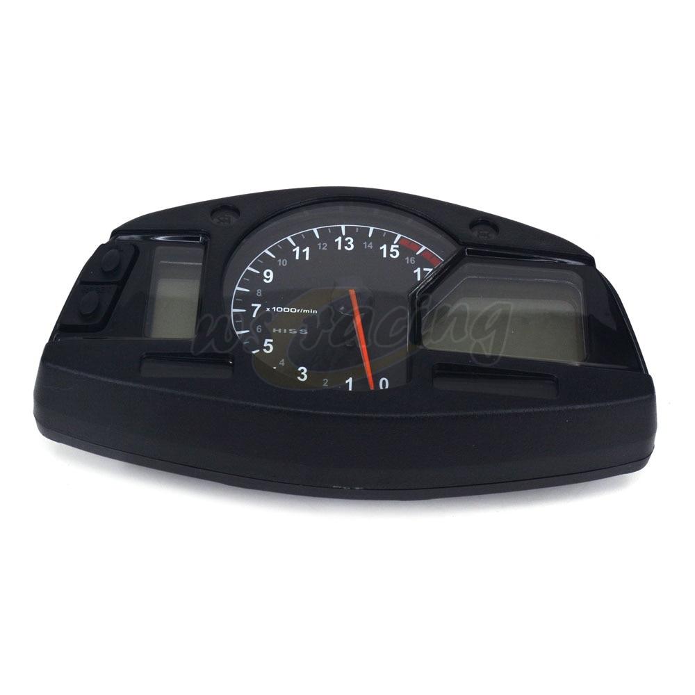 Motorcycle Tachometer Odometer Instrument Speedometer Gauge Cluster Meter For HONDA CBR600RR F5 2007-2012 07 08 09 10 11 12 motorcycle parts speedo meter gauge tachometer instrument case cover for 2003 2004 2005 2006 honda cbr600rr cbr 600 rr