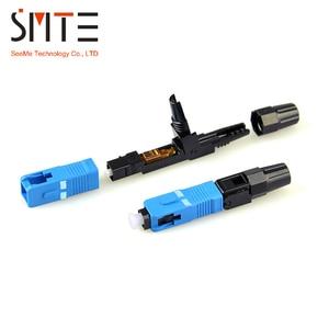 Image 4 - 500 cái/lốc SC UPC NPFG 8802 TLC/3 XF 5000 0322 3 60mm Cổng kết nối cáp quang FTTH