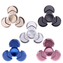 Hand Spinner Aluminum Alloy Finger Spinners Hand Toy EDC Focus ADHD Austim Toys for Adults