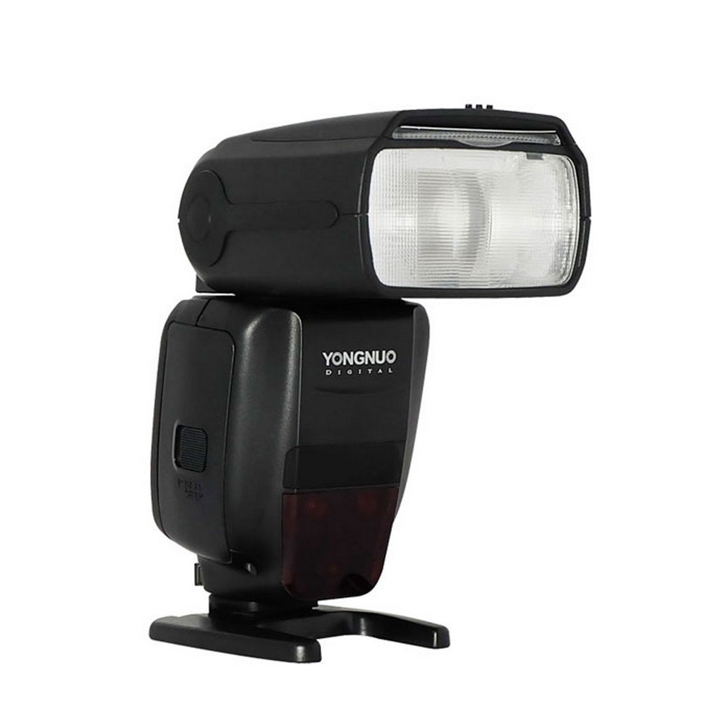 YONGNUO YN600EX-RT II Flash Speedlite 2.4G Wireless HSS 1/8000s Master TTL Speedlight for Canon DSLR as 600EX-RT YN600EX RT II вспышка для фотокамеры yongnuo speedlite yn600ex rt canon 600ex rt 2 4g hss 1 8000s speedlite yn600ex rt