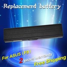 JIGU 5200 мАч аккумулятор Для ноутбука Asus A32-F9 A31-F9 F6 F6S F6Ve F9J F9S F9 F9E F9Dc F9E Pro60 Pro60VE 90-NER1B1000Y90-NER1B2000Y