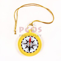 The Legend of Zelda: Breath of the Wild Link Compass Necklace