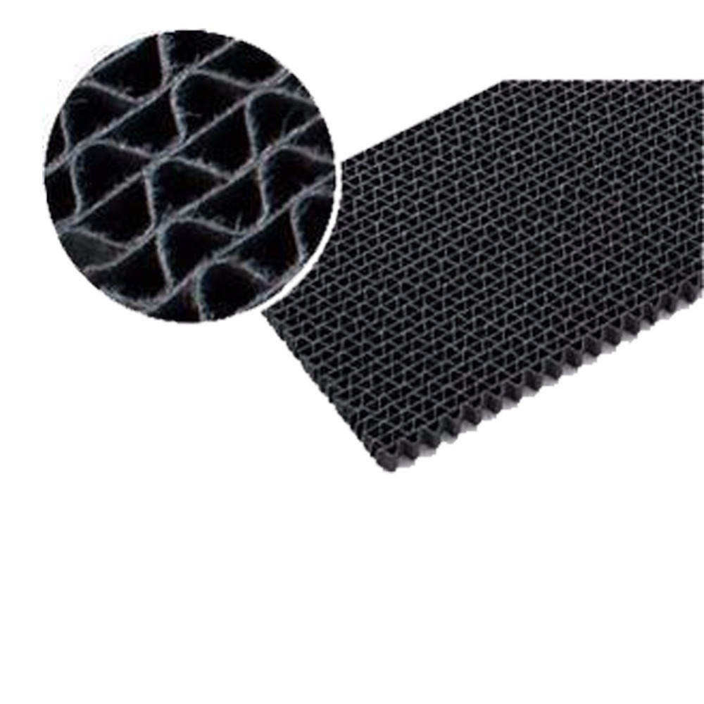 High quality Black Deodorizing Catalytic Filter Parts for DaiKin MC70KMV2-N MC70KMV2-R MC70KMV2-K MC70KMV2-A Air Purifier Filter