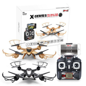 2016 MJX Newest X401H Drone RC Quadcopter Helicopter With Altitude Hold Function Wifi FPV Camera Dual Transmitter/APP Mode
