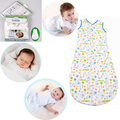 Cotton Vest Baby Sleeping Bags Is Soft and Comfortable Air Conditioning Quilt Kick 45x71cm ATRQ0492