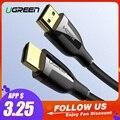 Ugreen HDMI кабель hdmi к HDMI 2.0 кабель 1 м 2 м 3 м 5 м 15 м 4 К HDMI кабель 1080 P 3D для Xiaomi Mi TV Box 3 Laptop Nintend Switch PS4/3 DVB T2 PS3 проектор HD Apple тв компьютер