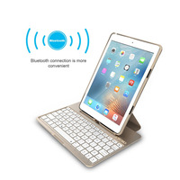 Bluetooth Keyboard For IPad Pro 9 7inch Keyboard Case Seperatable Detachable Cover Ultra Slim Foldable Smart