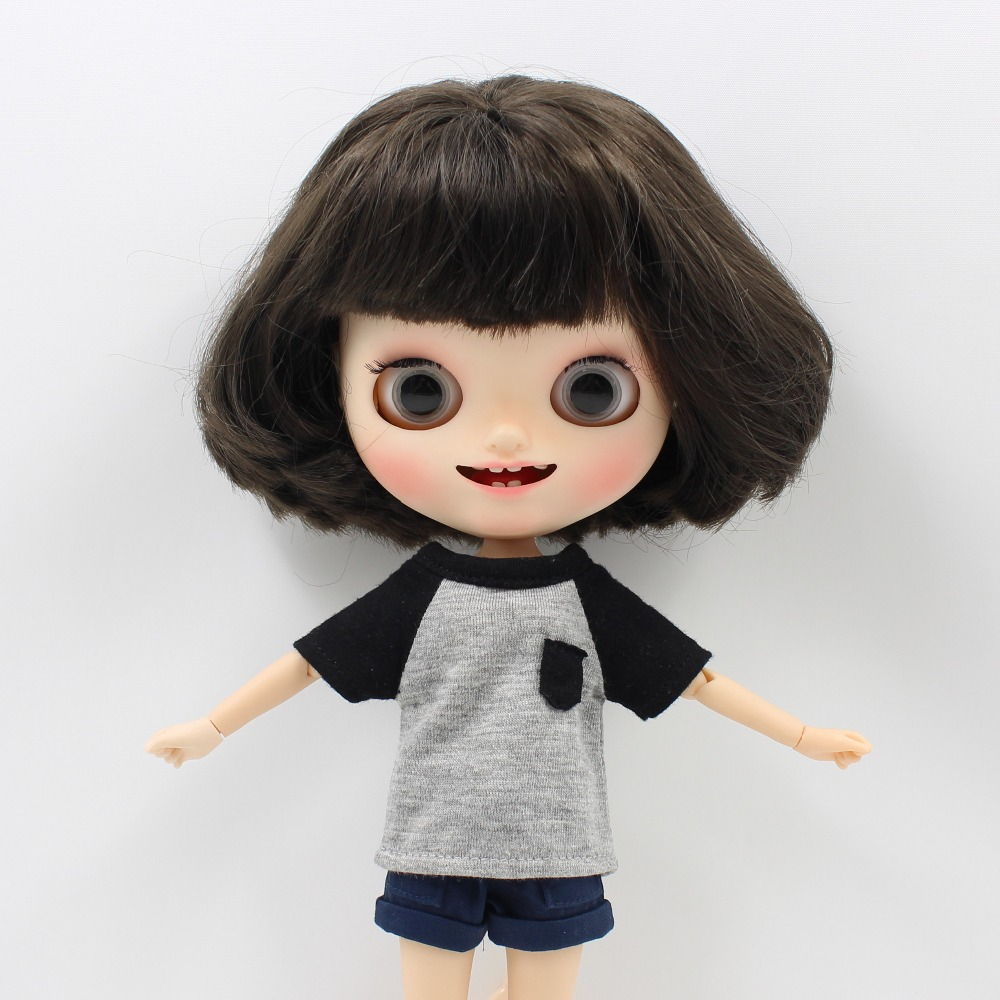 Neo Blythe Doll T-Shirt & Shorts 2
