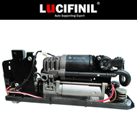 LuCIFINIL 2010 Air Suspension Air Compressor With Suspension Valve Bracket Fit Rolls Royce 3720678222202