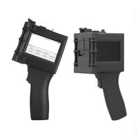 Portable Touch Screen Handheld Inkjet Printer USB Bar Code QR Code Printing Machine for Plastic/Textile/Metal/Wood/Glass