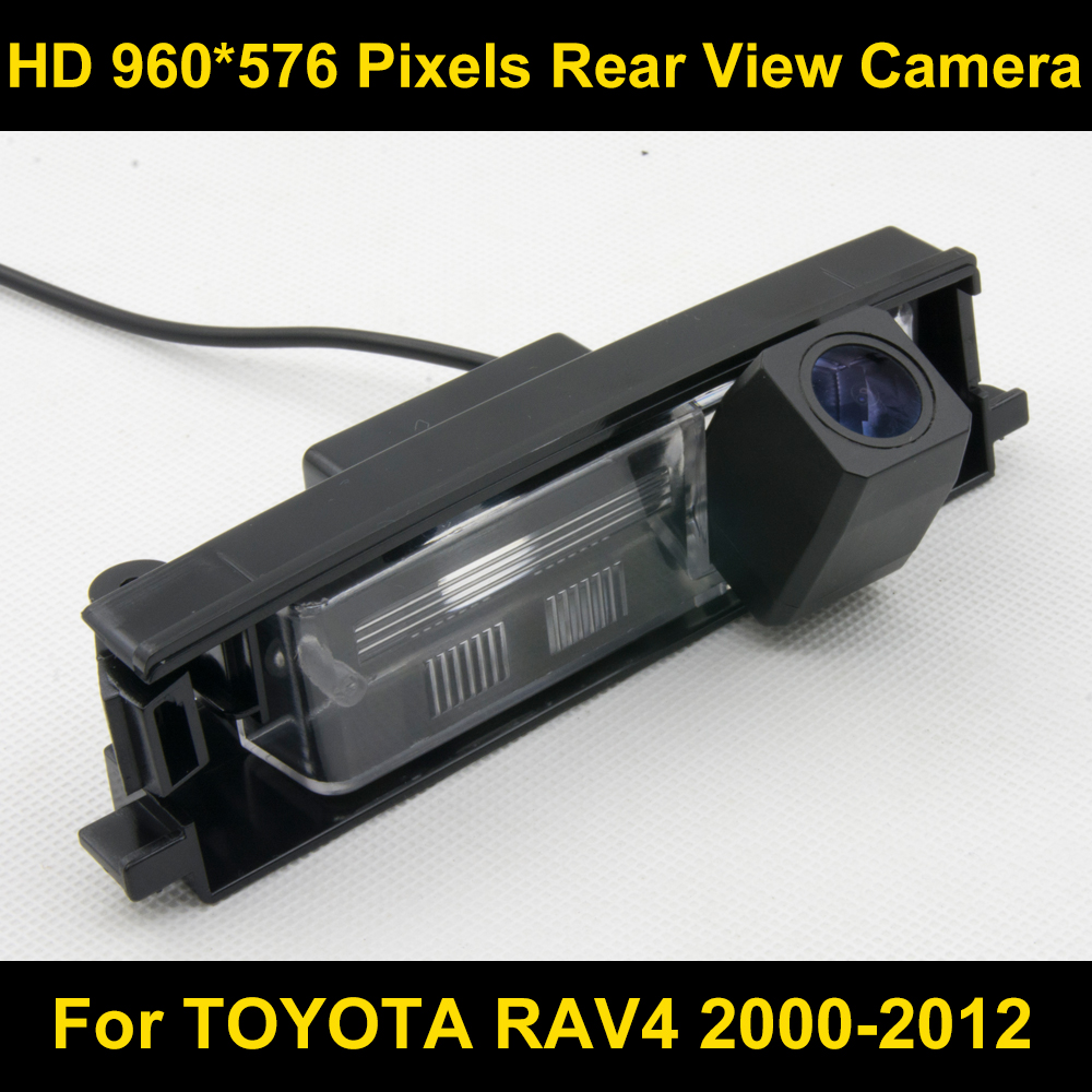 PAL HD 960*576 Pixels Parking Rear view Camera for Toyota RAV4 2000 2001 2002 2003 2004 2005 2006 2007 2008 2009 2010 2011 2012 rear side shocks spring absorbers for honda rebel 250 cmx250 1985 2012 1986 1988 1990 1992 1995 1999 2000 2001 2002 2005 2010