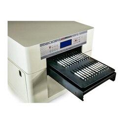 Druku cylindra bezpośrednio airwren biały AR-LED Mini4 dodać wysokość i długość tłoczone drukarka etui na telefon drukarka uv