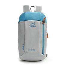 1pcs 10L shoulder bag Hike Backpack Sport Men Travel Backpack Women Backpack Ultralight Outdoor Leisure School Backpacks Bags