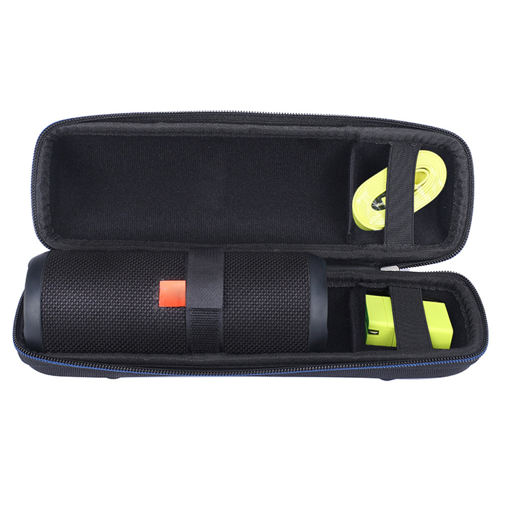 Fashion Travel Mountaineering Bluetooth Speaker Carrying Case Hard Case  Shoulder Bag for JBL Flip 3/4 UE boom / 2 #10