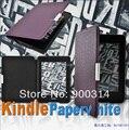 Офис дизайн Ultra Slim Магнитный Кожа Смарт Обложка Чехол для Amazon kindle paperwhite 1 2 + протектор экрана + стилус