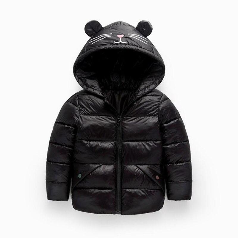 Licht 90% Ente Unten Jacke Kinder Oberbekleidung Mädchen Herbst Warme Mit Kapuze Mantel Teenager Parka Kinder Winter Jacken & Mäntel Online Rabatt