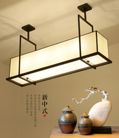 LED 60W Ceiling Lamp 3 Light Modern Simple Artistic Free shipping Size:90*32*28cm110 240v