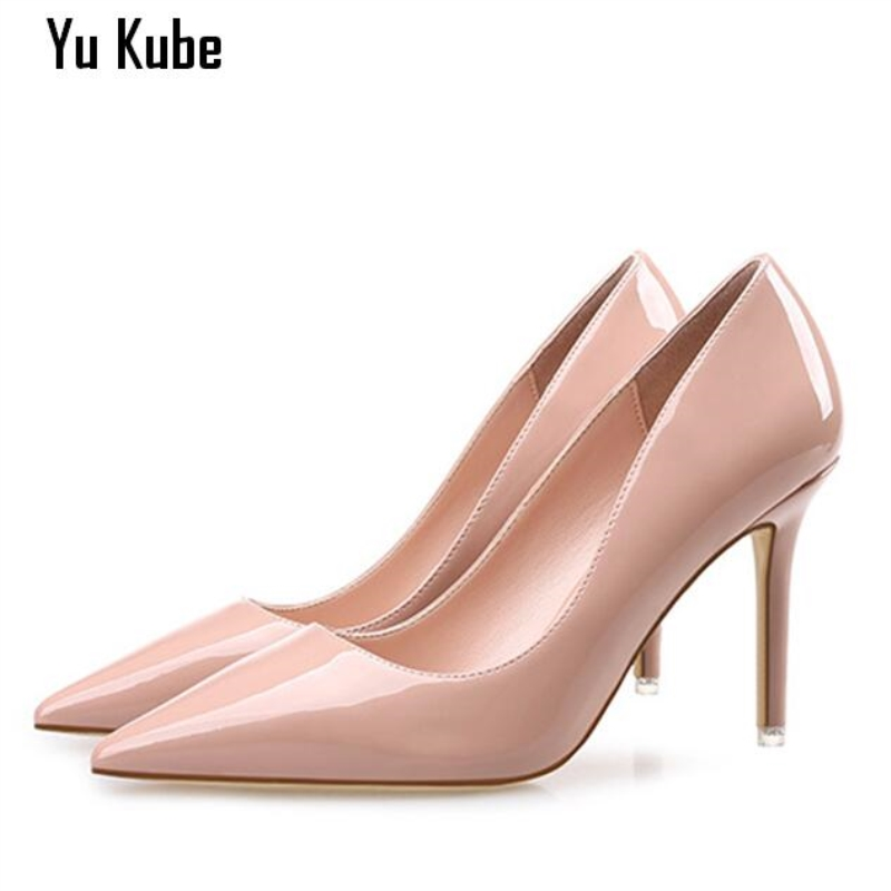Online Get Cheap Nude Colored Pumps -Aliexpress.com | Alibaba Group