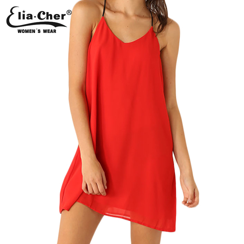 Red Summer Dresses
