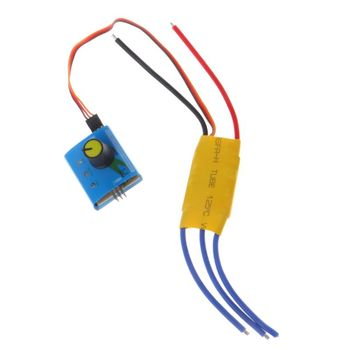 New DC12V 30A High-Power Brushless Motor Speed Controller DC 3-phase Regulator PWM brushless motor controller for dc12v 30a high power brushless motor speed controller dc 3 phase regulator pwm