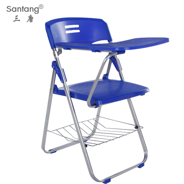 Ikea Folding Chair Lift Sam S Club Three Don Thick With Tablet Training Meeting Office Student Desks And Chairs