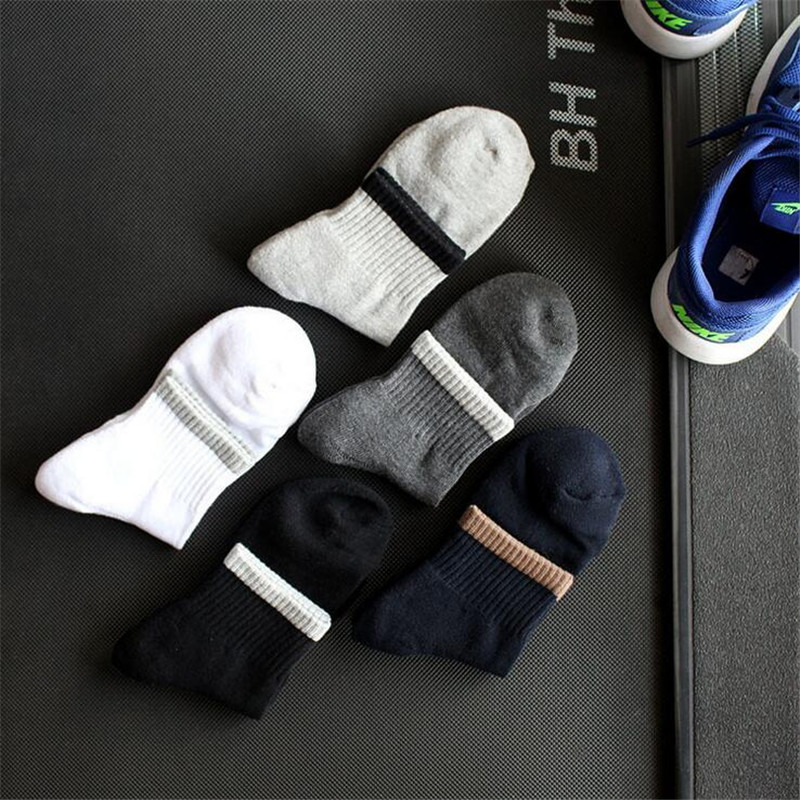 1pair new fashion Brand cotton casual Socks Mens Socks male classical casual socks Calcetines