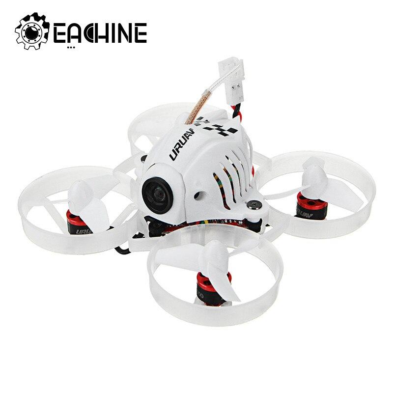 URUAV UR65 65 мм FPV Racing Drone БНФ Crazybee F3 Полет контроллер OSD 5A blheli_s ESC 5,8 Г 25 МВт VTX Радиоуправляемый квадрокоптер