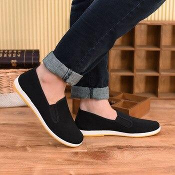 Zapatos Vintage Kung Chi Bruce Zapato Lee Artes Negro De Tai Transpirable Algodón Marciales Karate Zapatillas Chino Wing Chun Unisex Fu UVjzMGqSpL