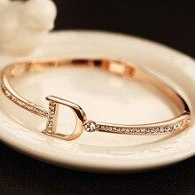 S1 Известный люксовый бренд brazaletes mujer Браслеты pulseiras Acessórios para mulher ювелирные изделия браслеты и браслеты новинка для женщин