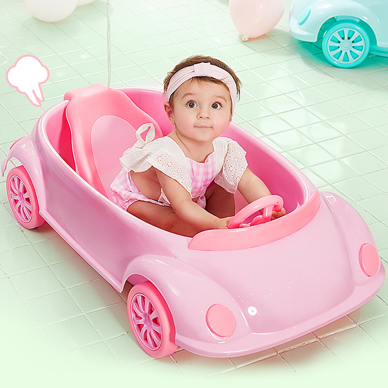 New baby products car small whirlpool spa children baby bathtub for free gift