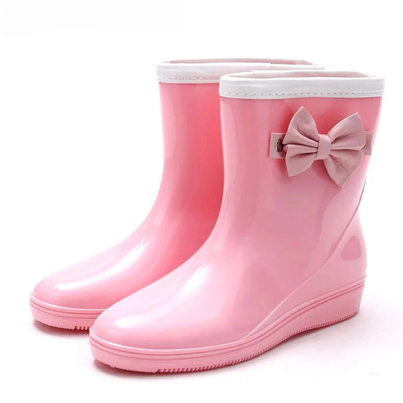 Popular Pink Rainboots-Buy Cheap Pink Rainboots lots from China ...